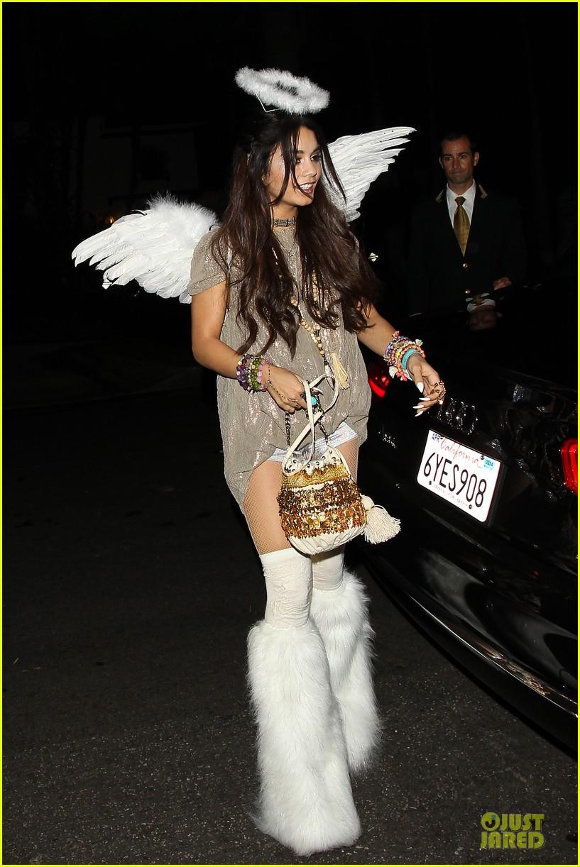 vanessa hudgens angel at casamigos halloween party 2013 042979552