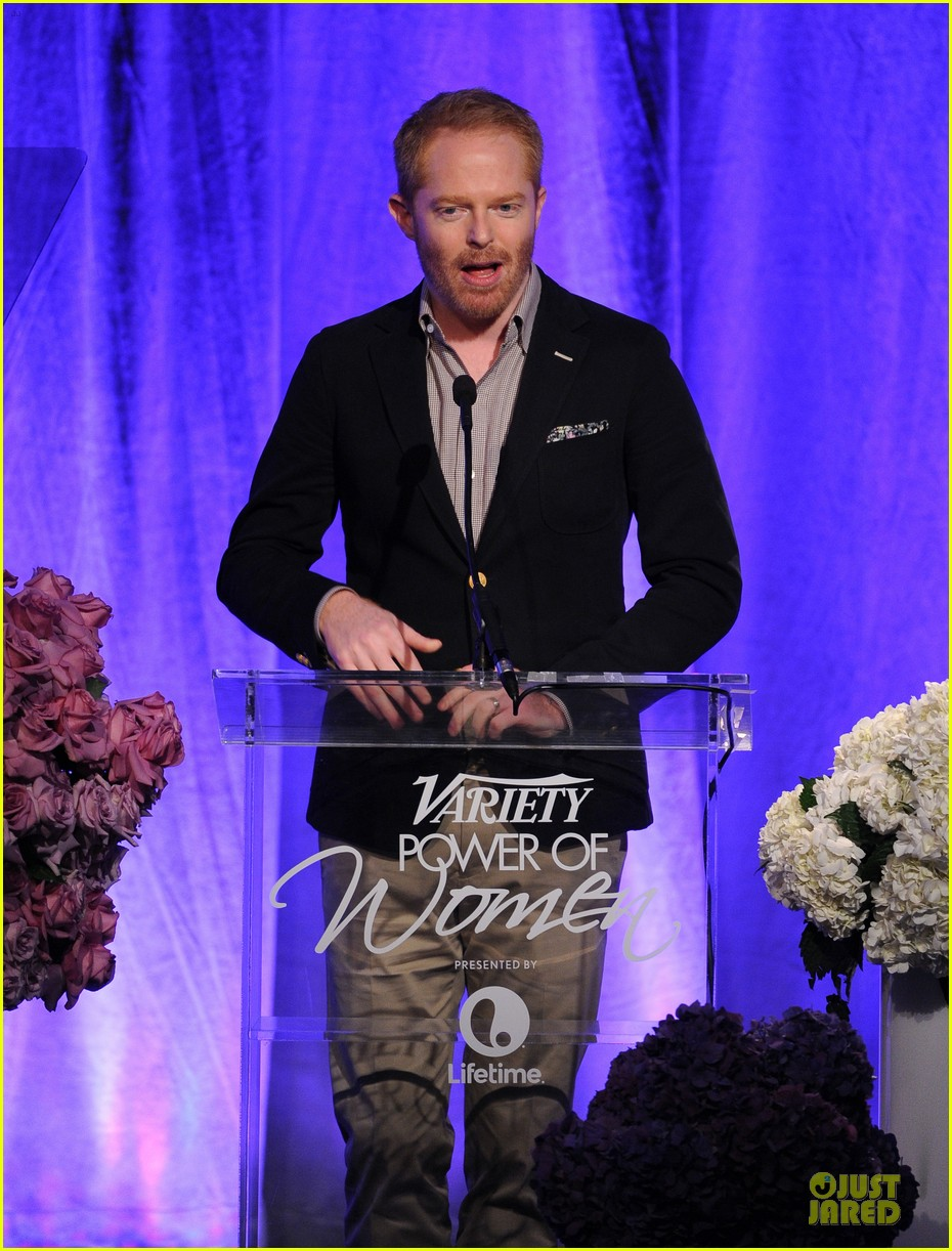 jennifer hudson jesse tyler ferguson variety power of women 22