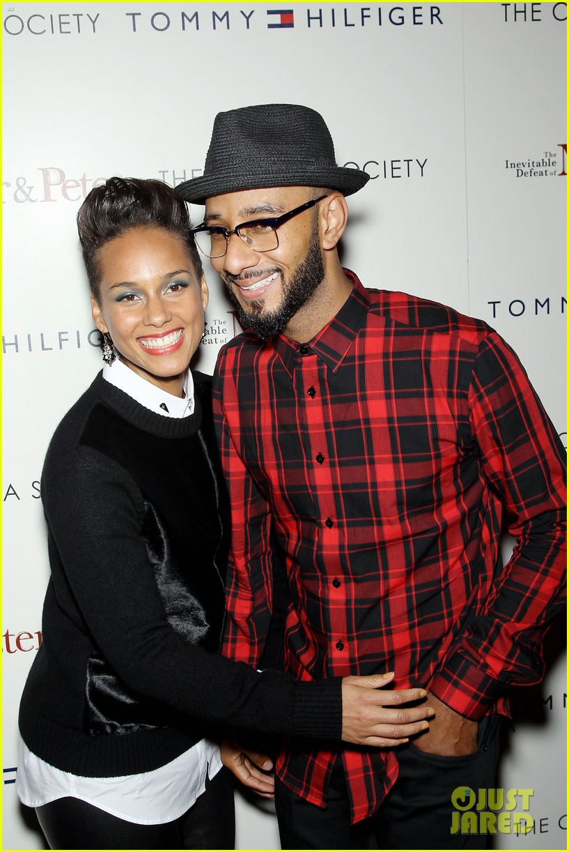 jennifer hudson alicia keys mister pete nyc screening 022964822