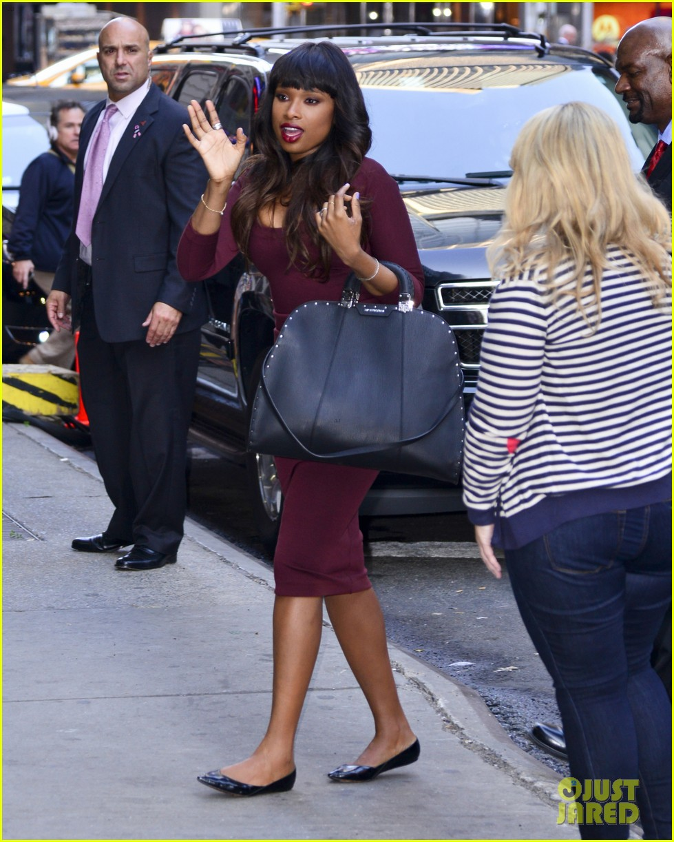 jennifer hudson alicia keys mister pete nyc screening 072964827
