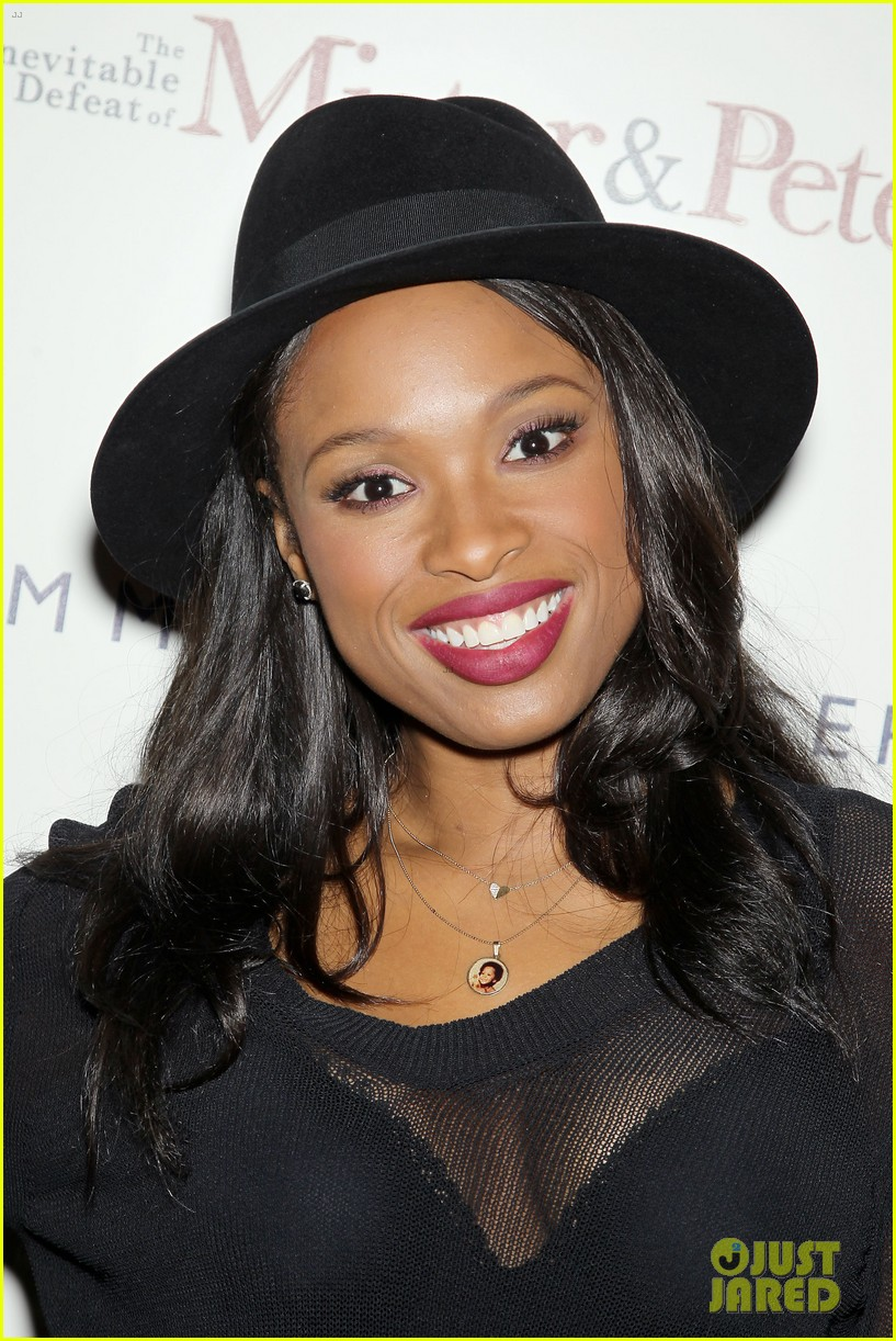 jennifer hudson alicia keys mister pete nyc screening 172964837