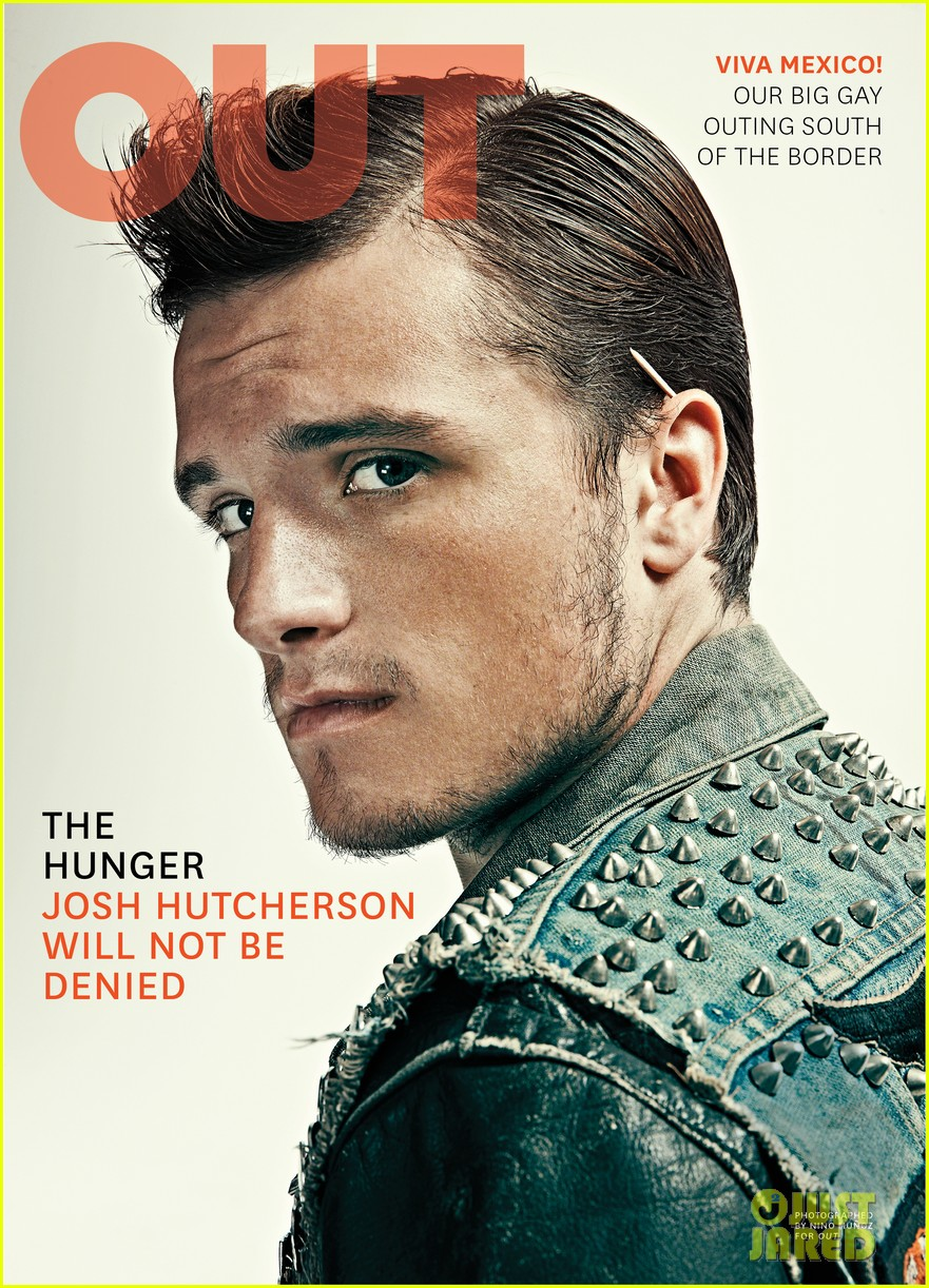 josh hutcherson covers out november 2013 032969093