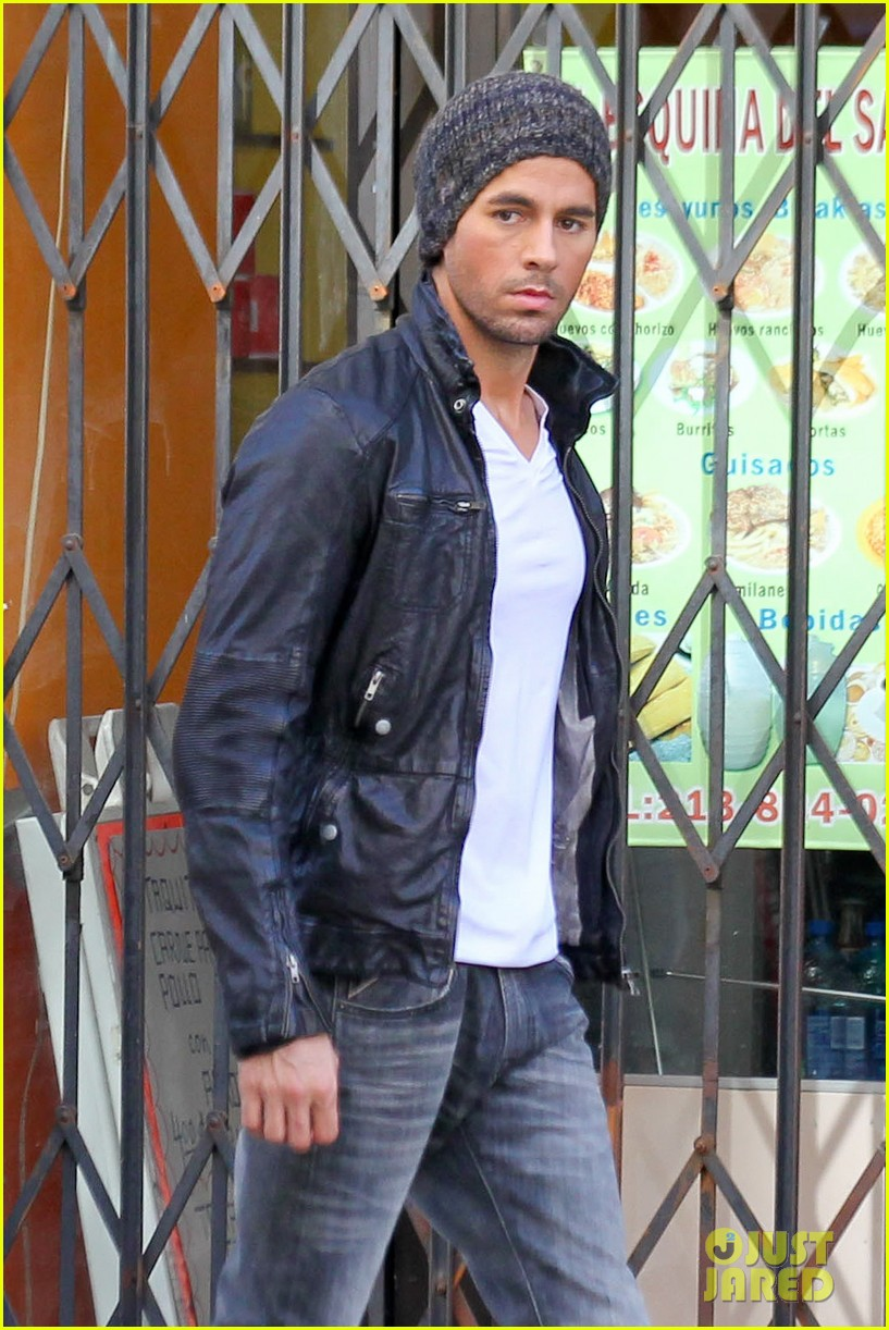 enrique iglesias films heart attack music video 142967615