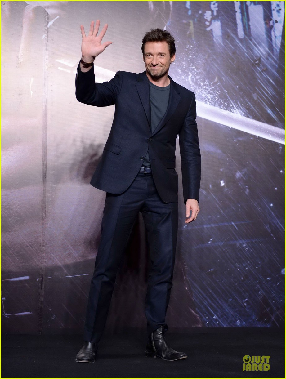 hugh jackman wolverine china press conference 032971997