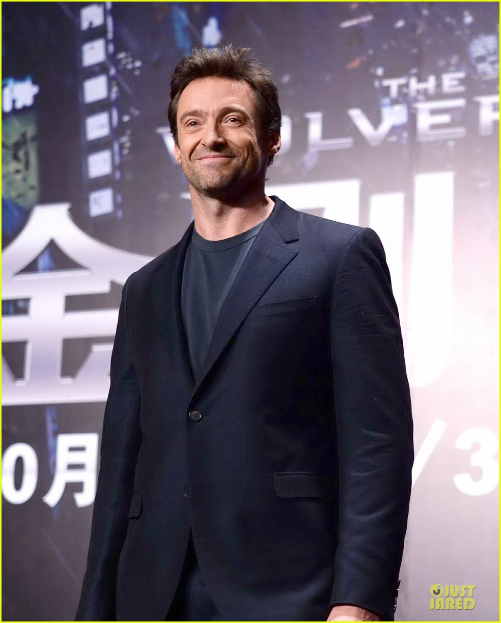hugh jackman wolverine china press conference 122972006