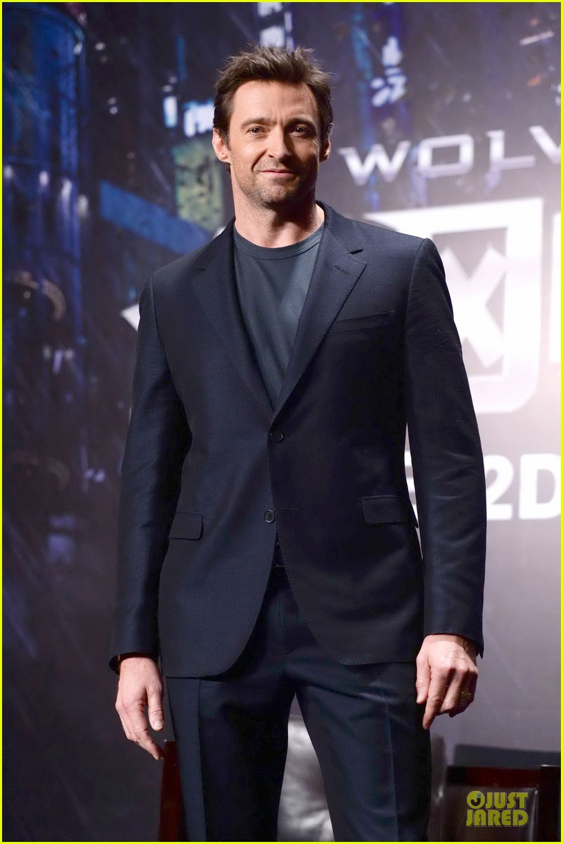 hugh jackman wolverine china press conference 132972007