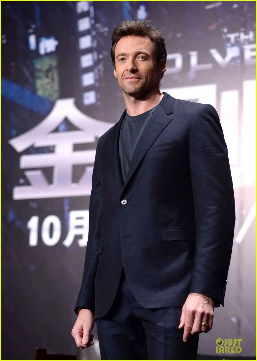 hugh jackman wolverine china press conference 252972019