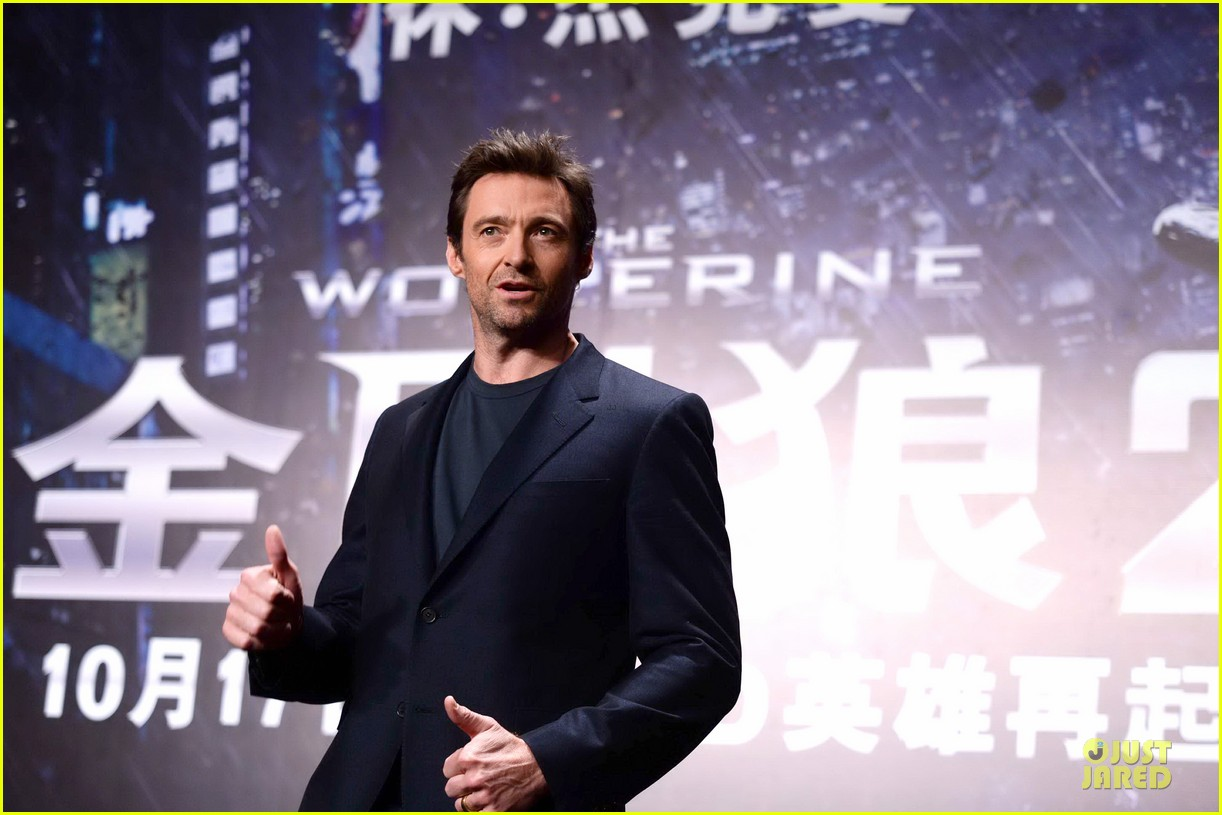 hugh jackman wolverine china press conference 262972020