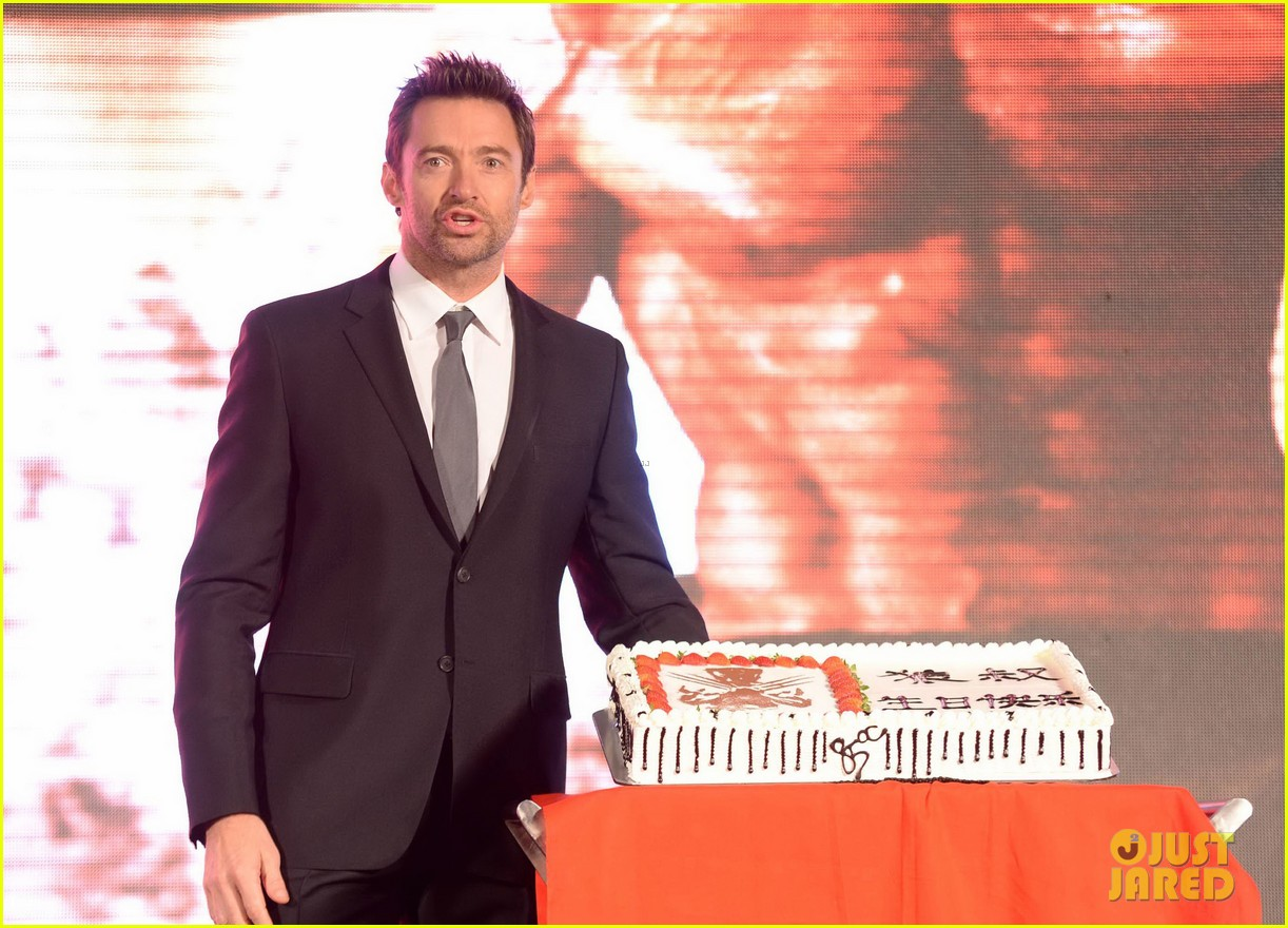 hugh jackman premieres the wolverine in china 062972671
