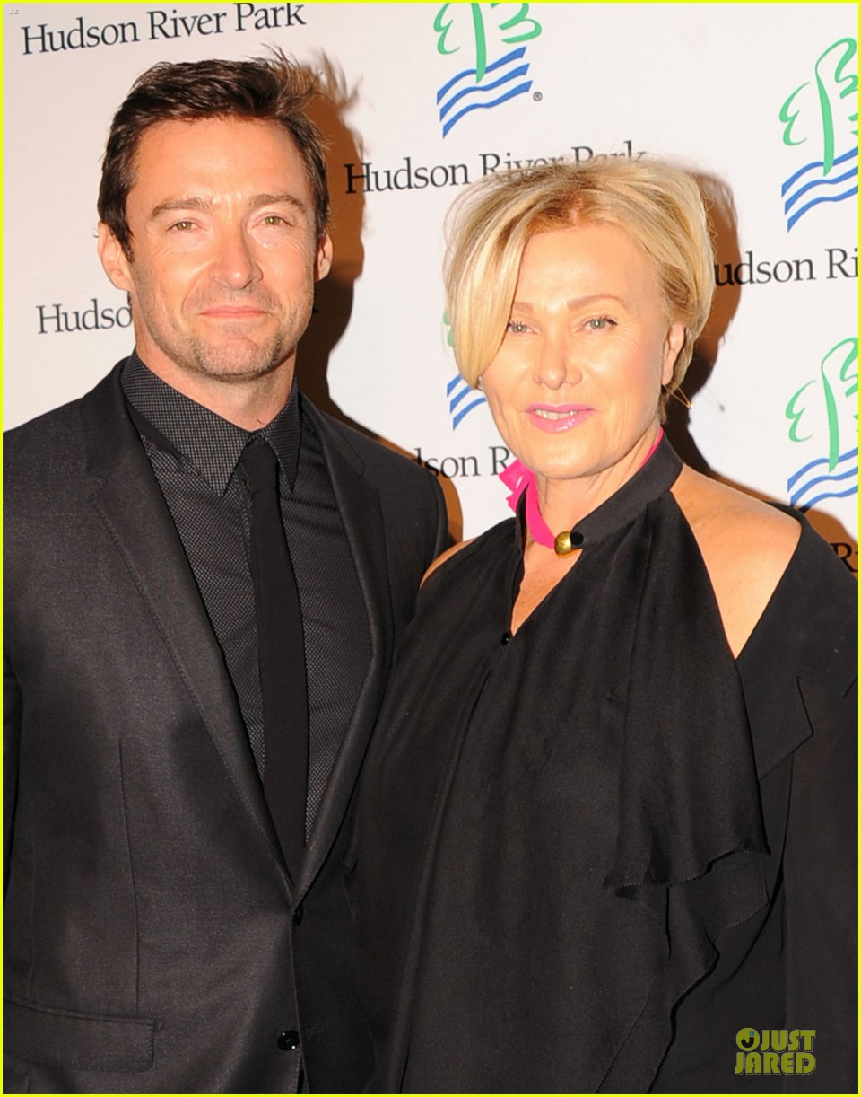 hugh jackman hosts friends of hudson river park gala 022966227