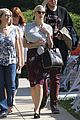 jaime king steps out with newborn baby james 14