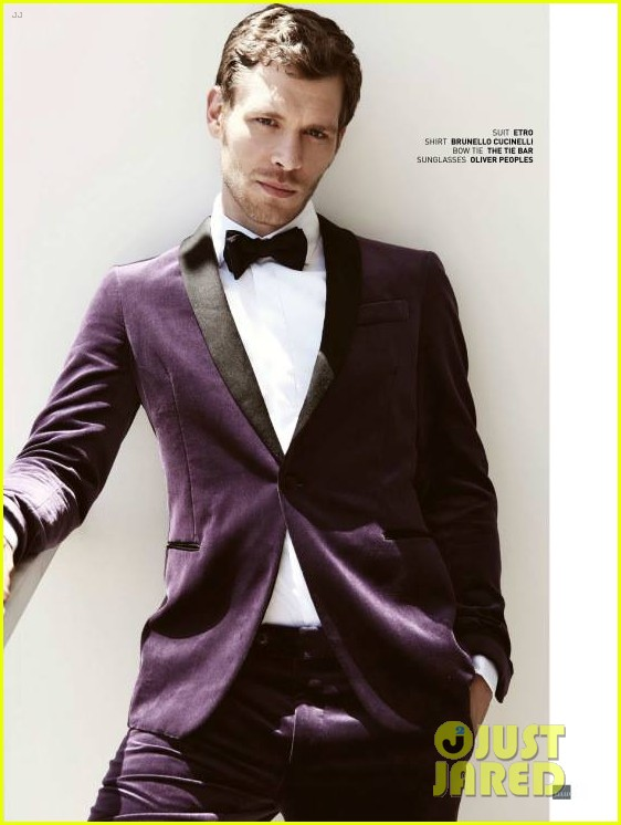 joseph morgan bello magazine october 2013 02