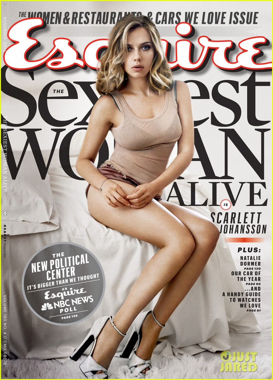 scarlett johansson esquire sexiest woman alive 2013 032967709