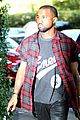 kanye west steps out after kim kardashian engagement 09