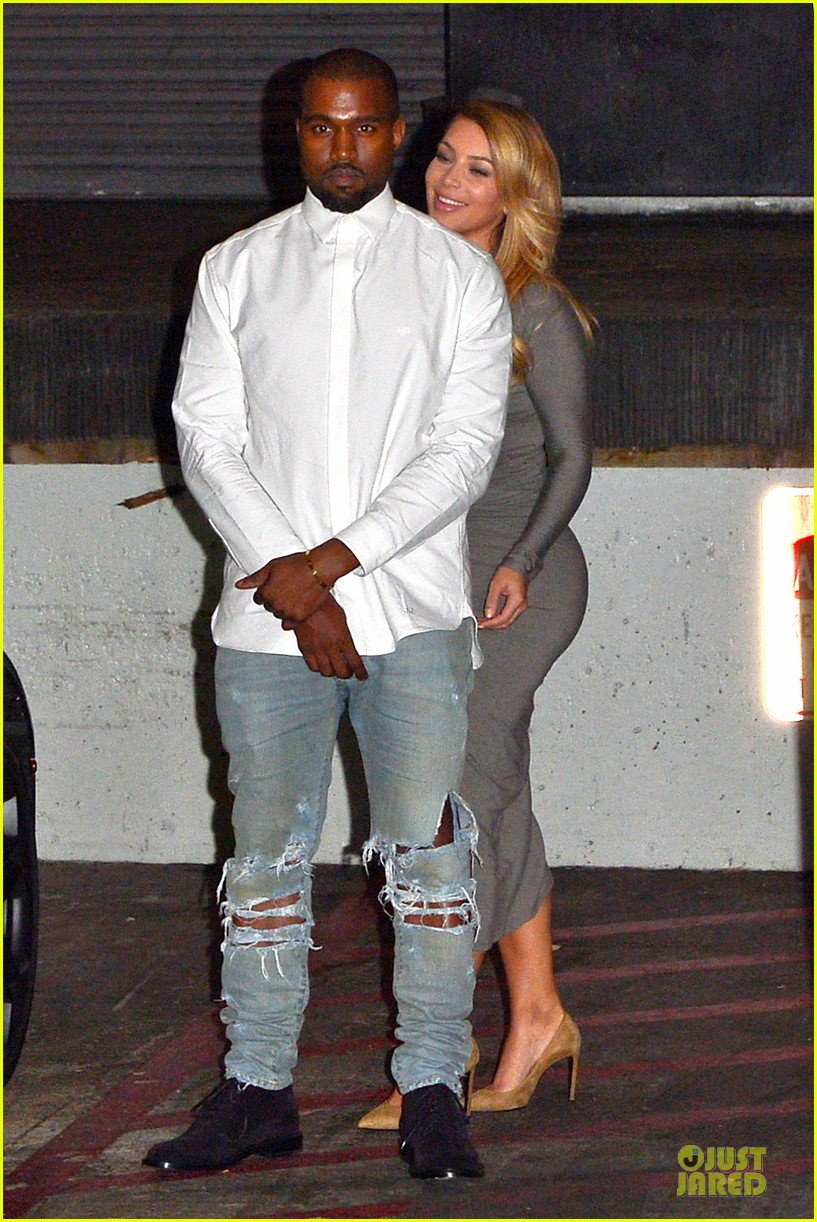 kim kardashian kanye west la opera date night 042970412