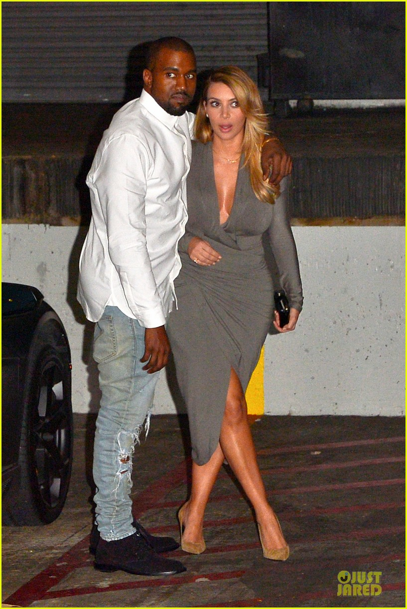 kim kardashian kanye west la opera date night 062970414