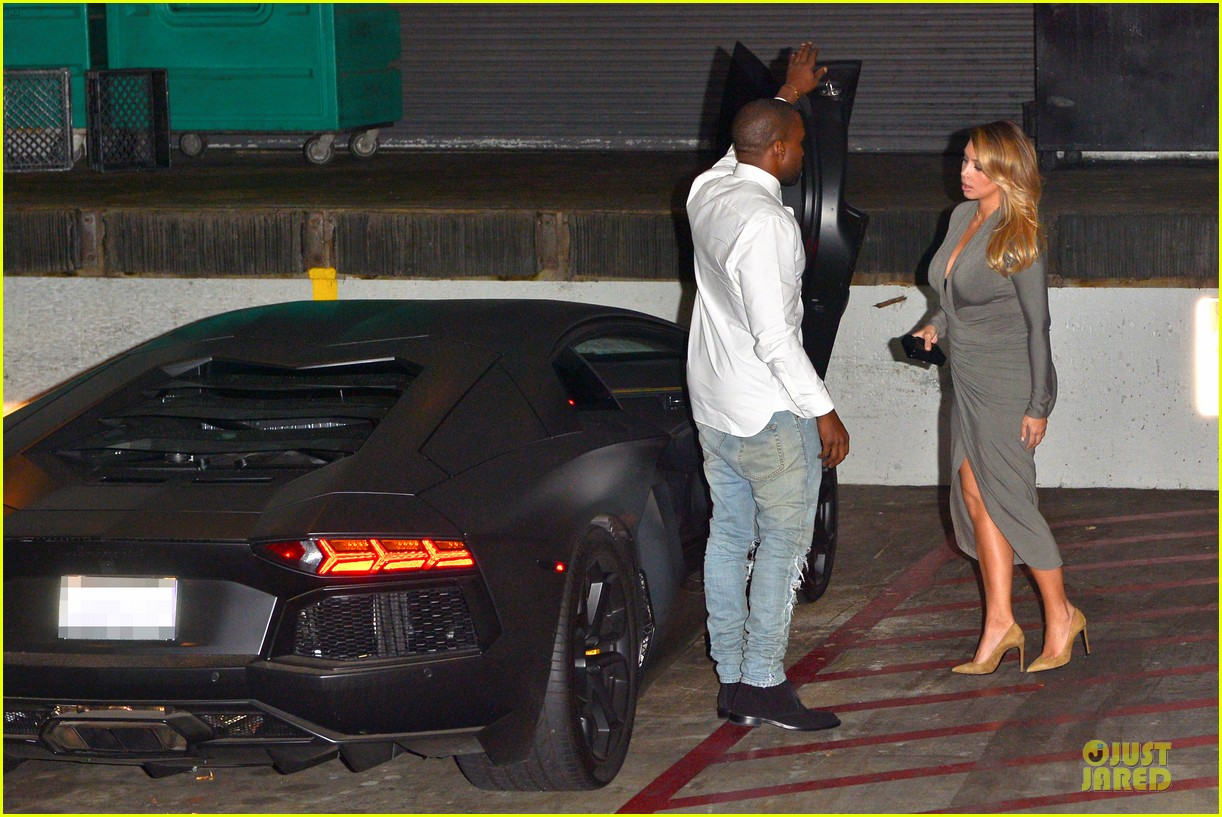 kim kardashian kanye west la opera date night 082970416