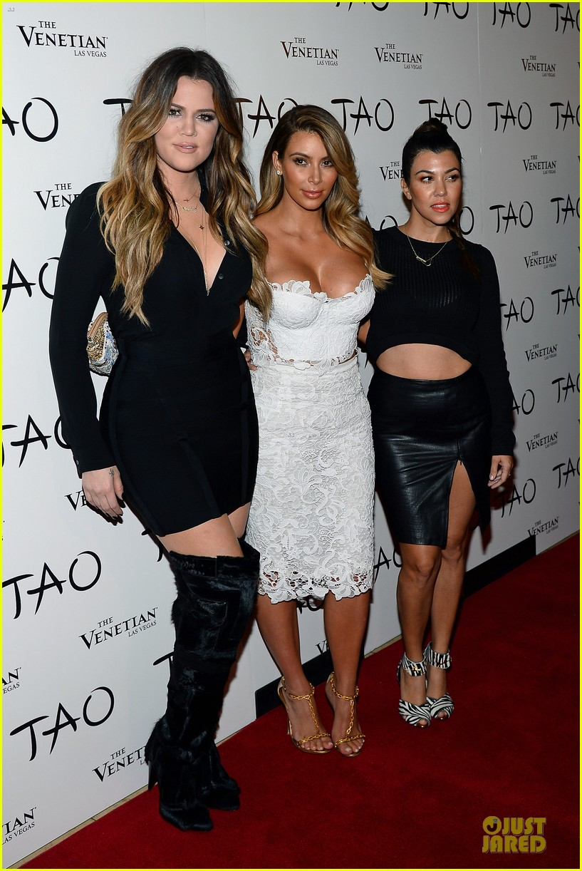kim kardashian vegas birthday celebration with kanye west 032979528