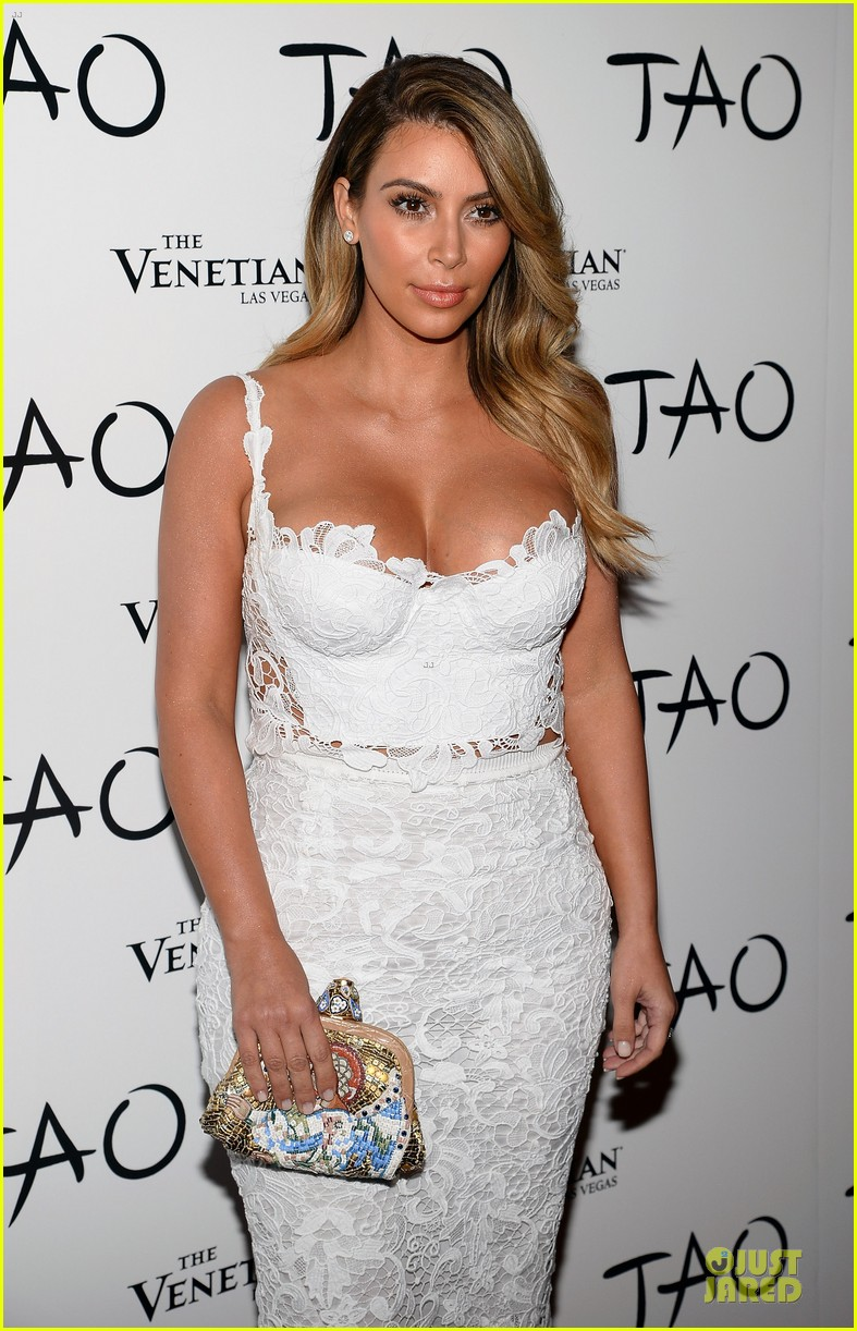 kim kardashian vegas birthday celebration with kanye west 142979539