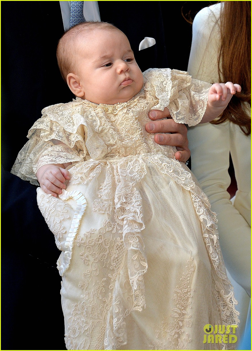 kate middleton prince william prince georges christening see all the pics 032977579