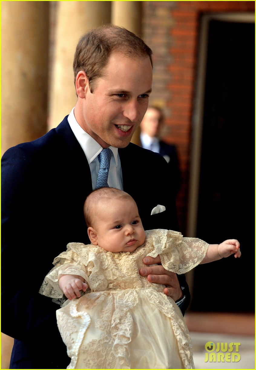 kate middleton prince william prince georges christening see all the pics 11