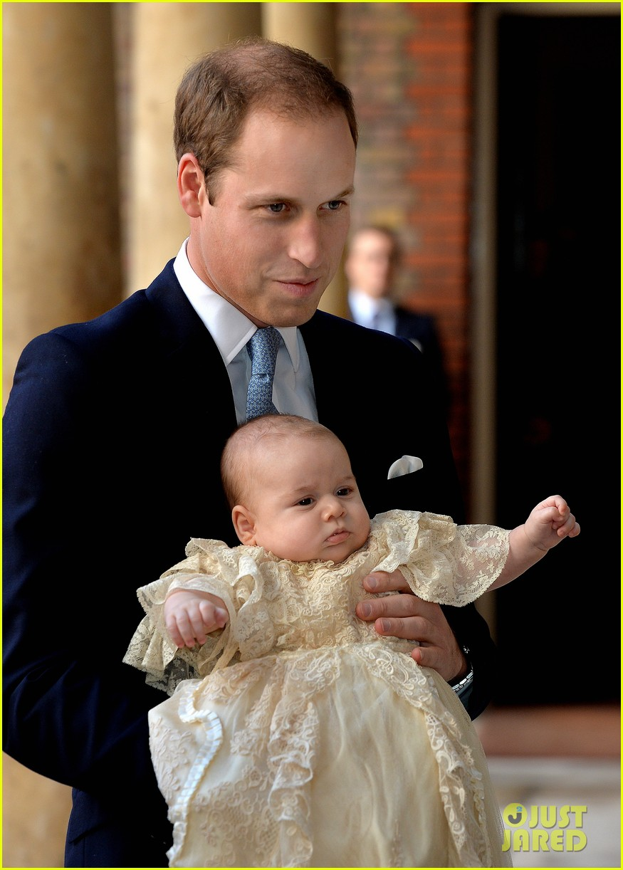 kate middleton prince william prince georges christening see all the pics 122977588