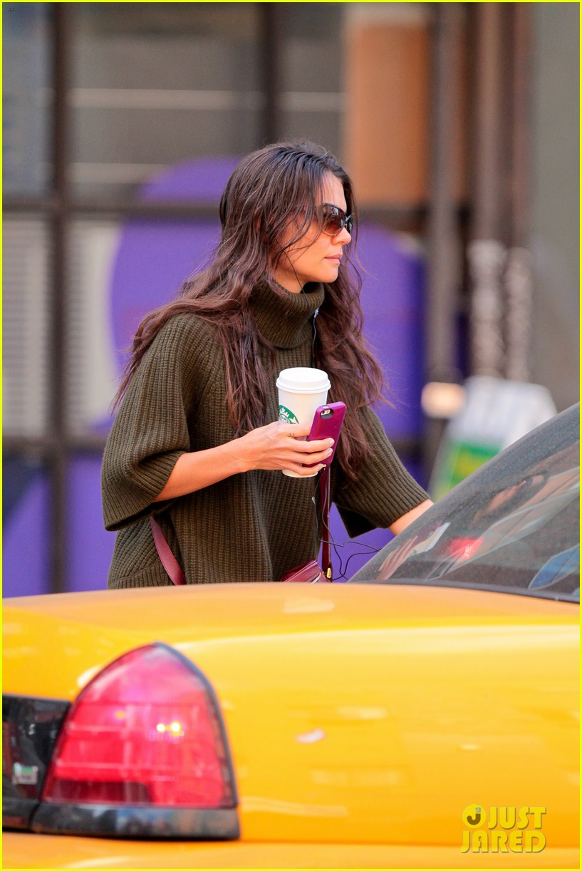 katie holmes i had ombre hair before that was cool 092971193