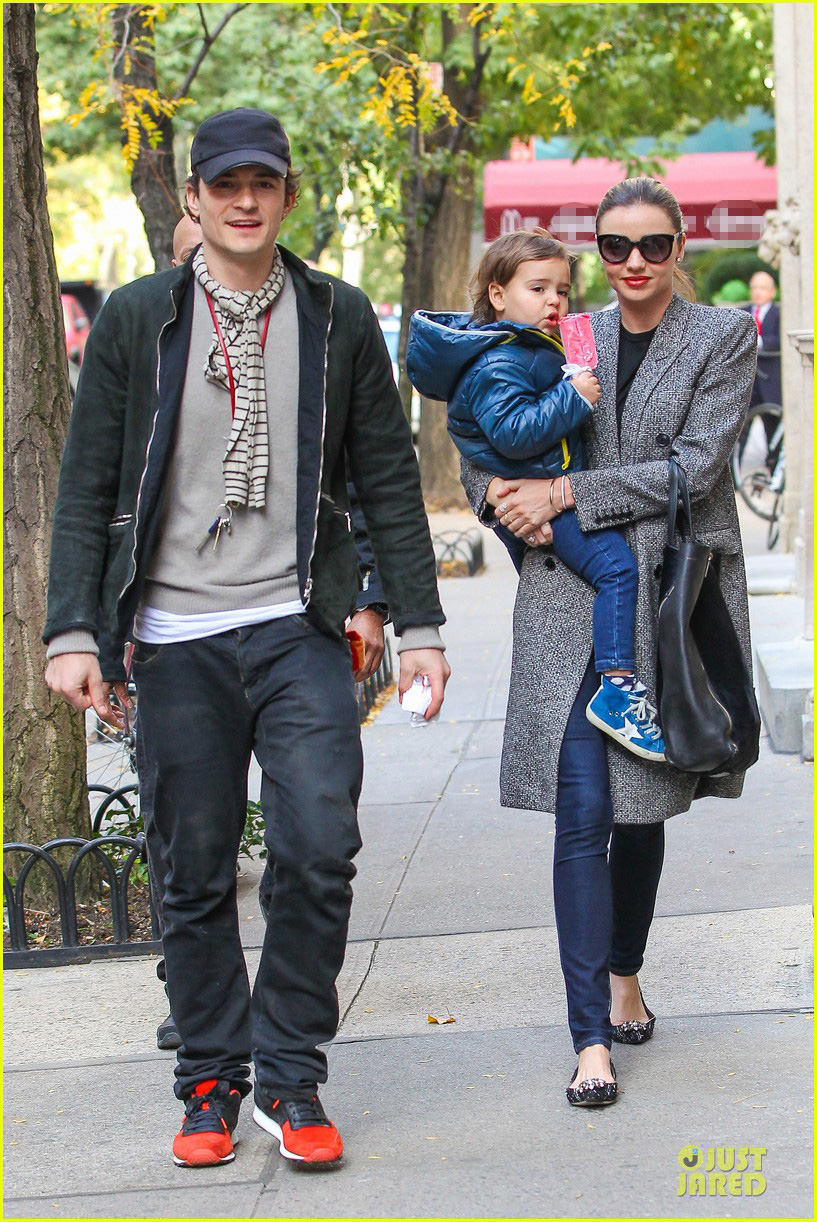 Miranda Kerr Orlando Bloom Reunite After Split Photo 2980874