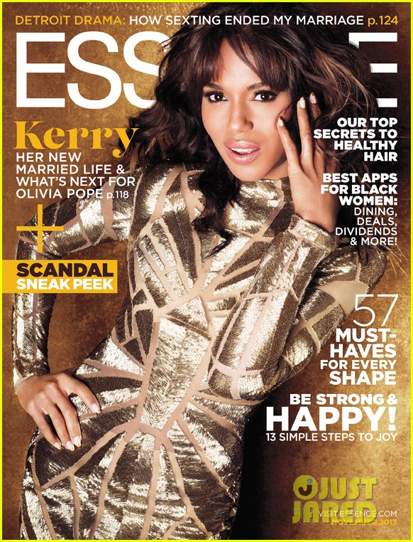 kerry washington covers essence november 2013 012964464