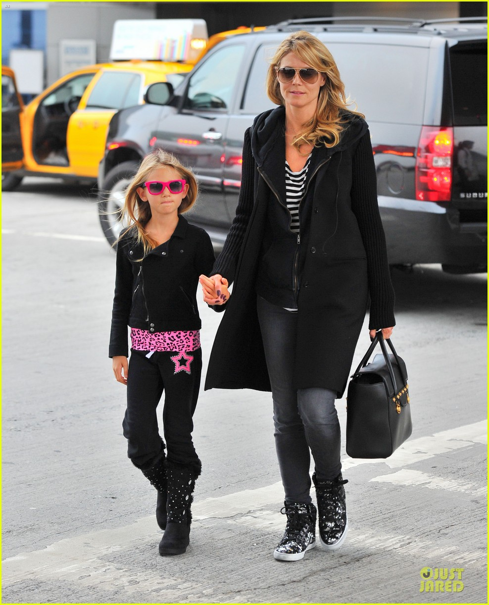 List Of Synonyms And Antonyms Of The Word Heidi Klum