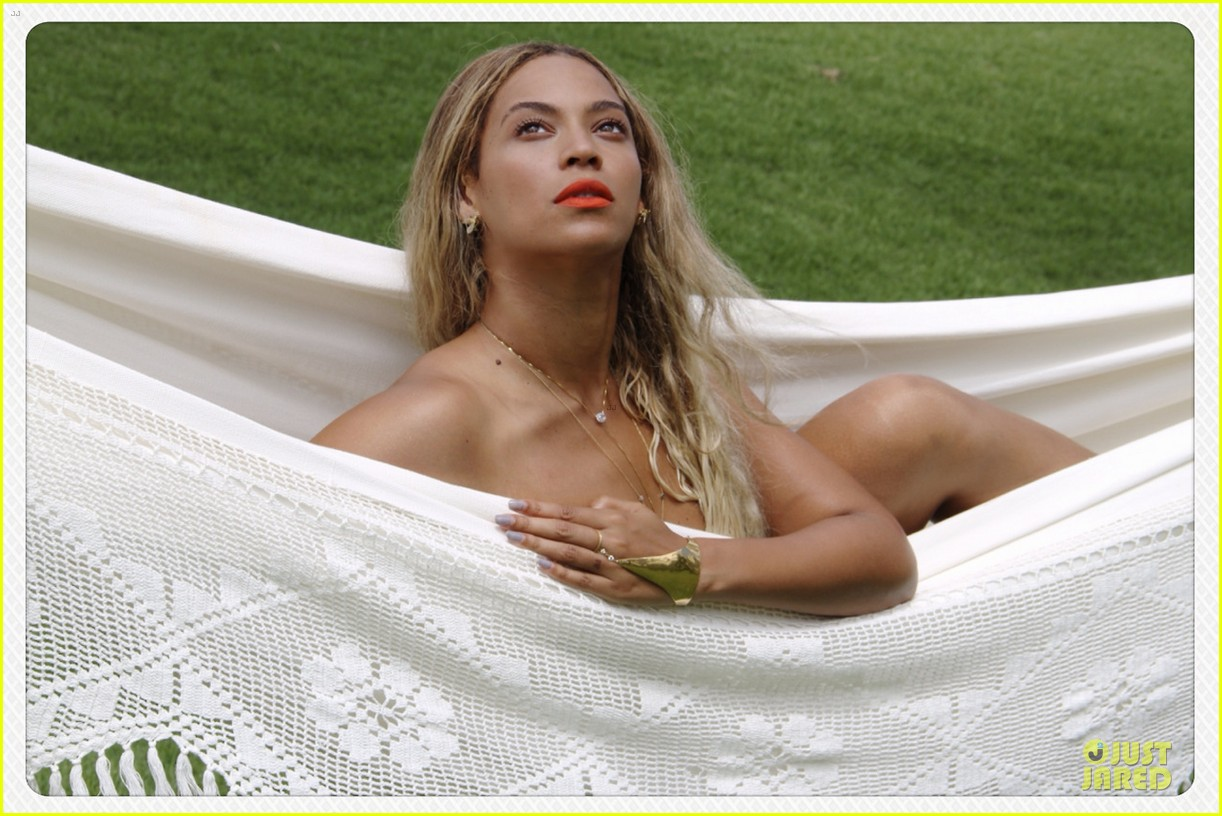 Something is. nude beyonce knowles