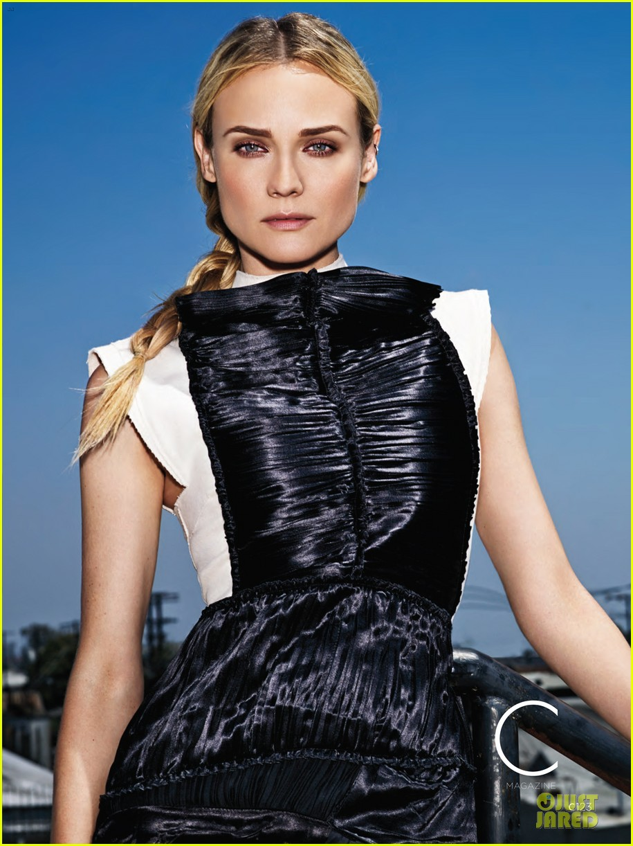 diane kruger covers c magazine october 2013 022968788