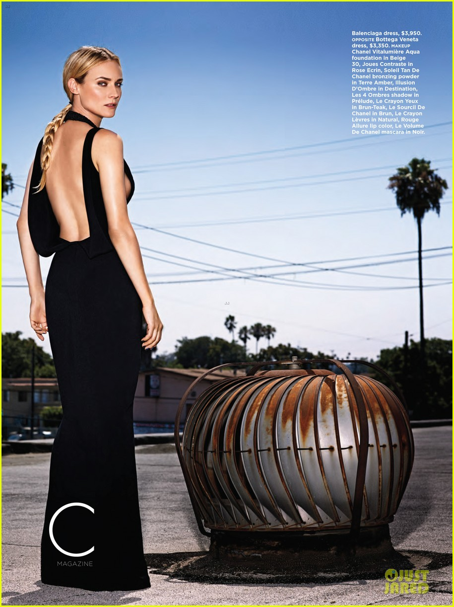 diane kruger covers c magazine october 2013 032968789