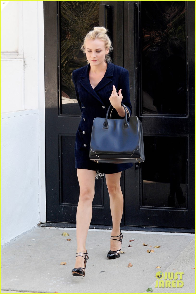 diane kruger steps out after the bridge season finale 012965436