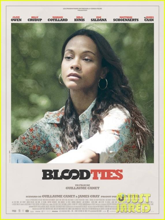 mila kunis new blood ties character posters 022979077