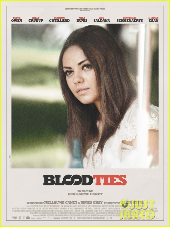 mila kunis new blood ties character posters 172979092