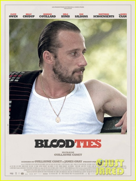 mila kunis new blood ties character posters 182979093