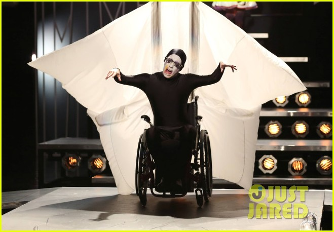 adam lamberts glee promo pics song listen now 072982902