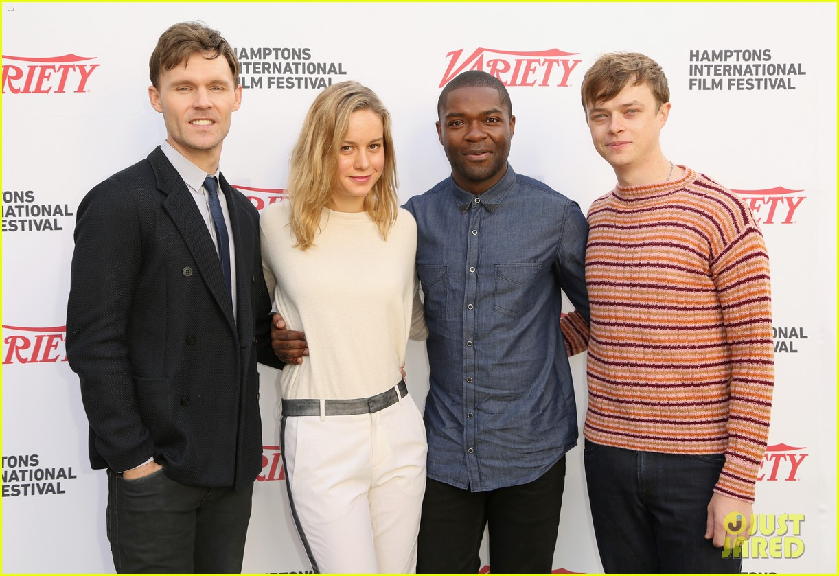 brie larson dane dehaan variety one to watch event 112970952