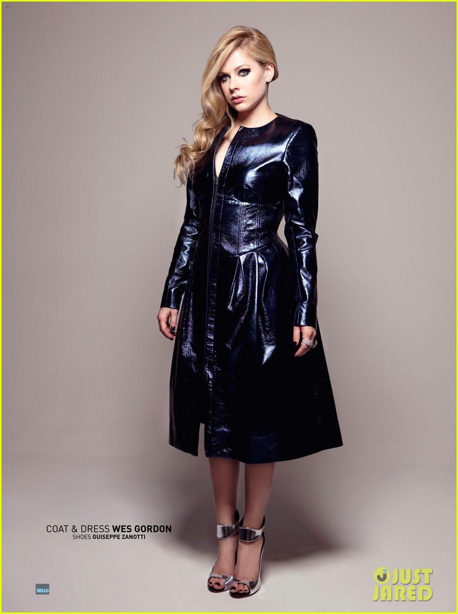 avril lavigne covers bello magazine october 2013 022971327