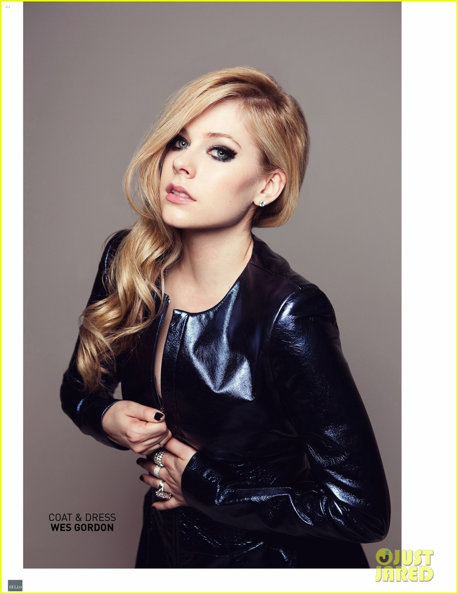Avril lavigne covers bello magazine october 2013 photo 2971333 avril lavigne covers bello magazine october 2013 voltagebd Image collections