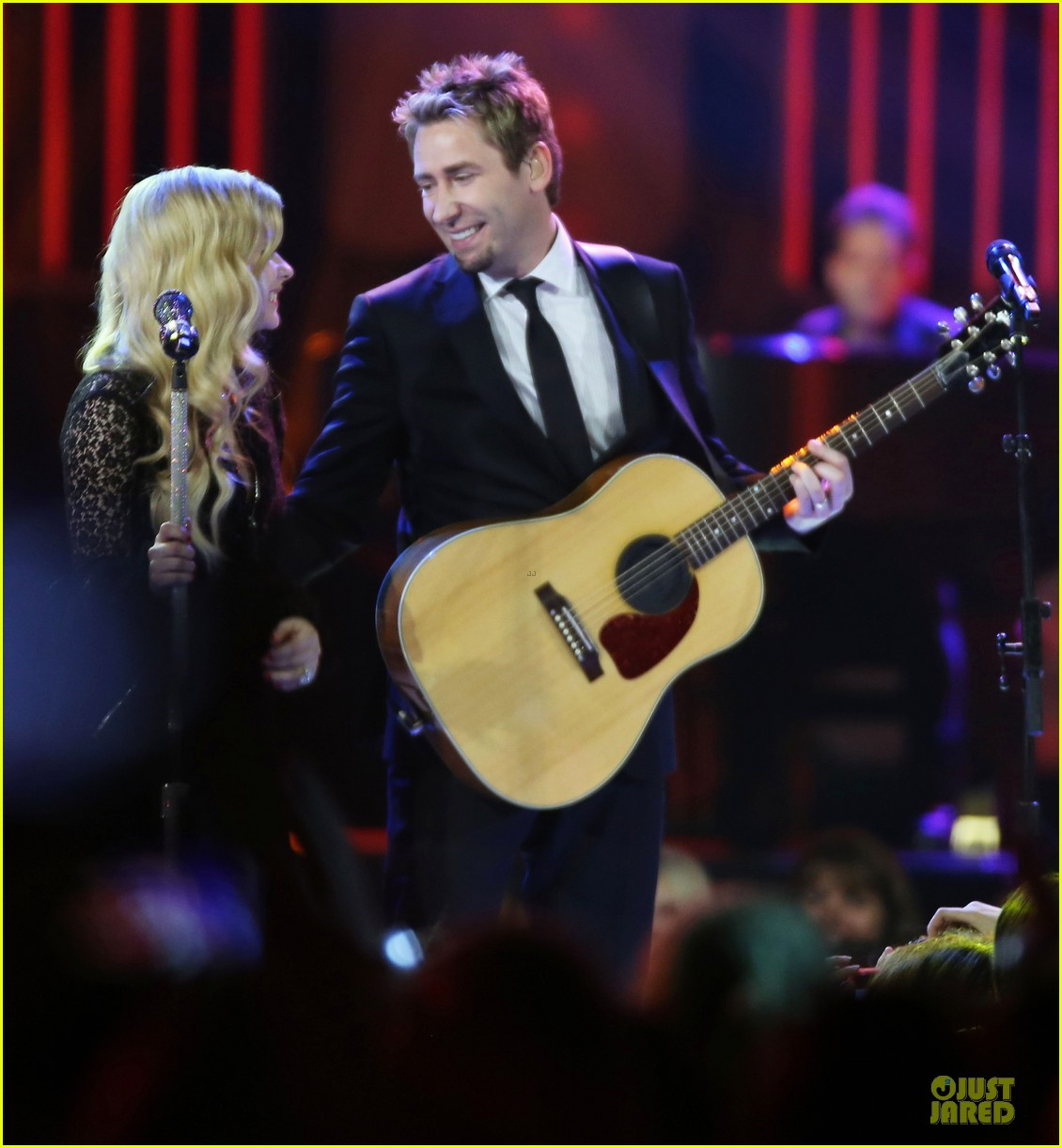 avril lavigne chad kroeger we day couple in vancouver 032974730