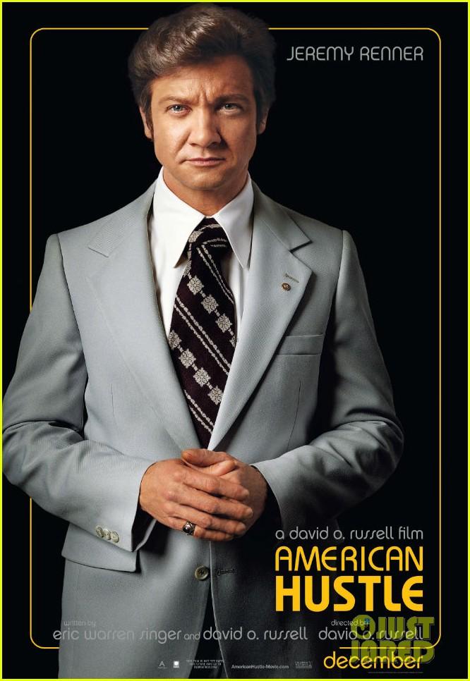 Jennifer Lawrence & Bradley Cooper: 'American Hustle ...