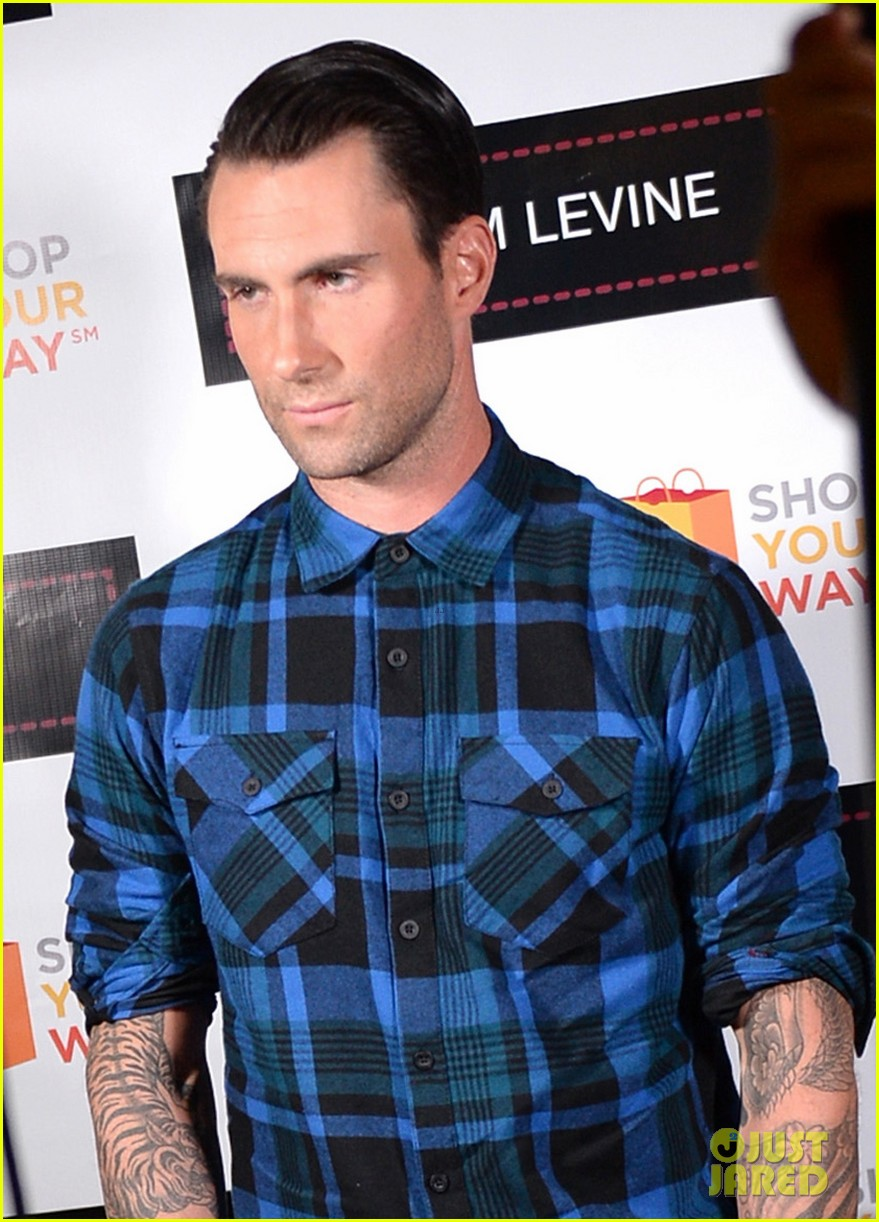 adam levine launches new mens collection for kmart 022981718