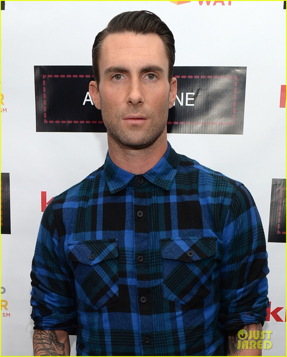 adam levine launches new mens collection for kmart 042981720