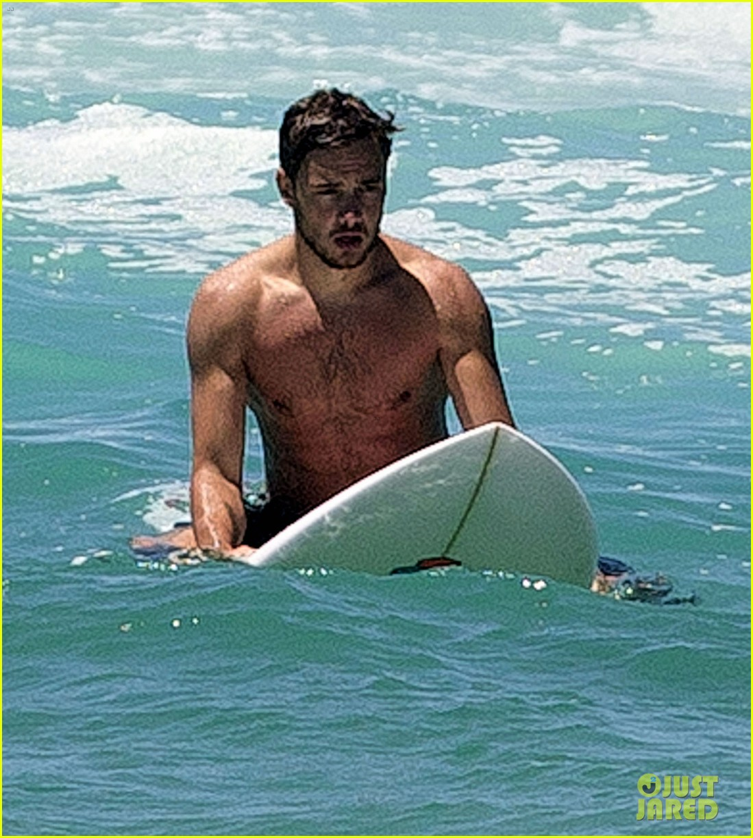 one direction liam payne shirtless surf session 022976192