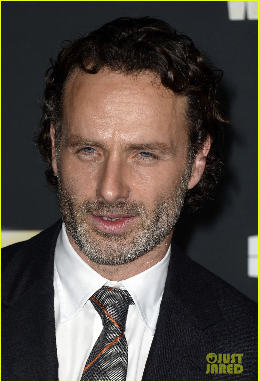 andrew lincoln norman reedus walking dead premiere 232965614
