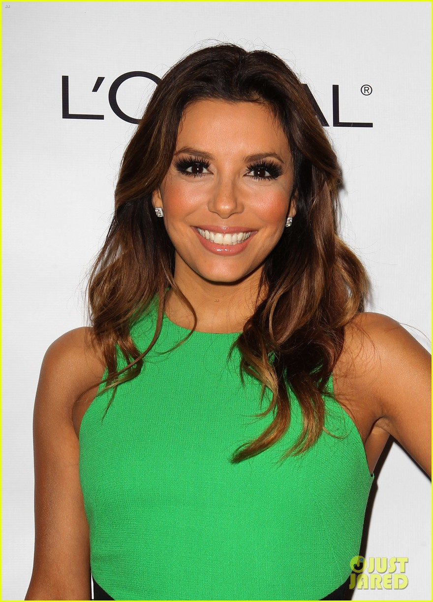 eva longoria evas heroes casino night 2013 06