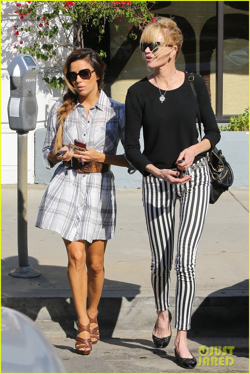 eva longoria melanie griffith ken paves salon gals 262973987