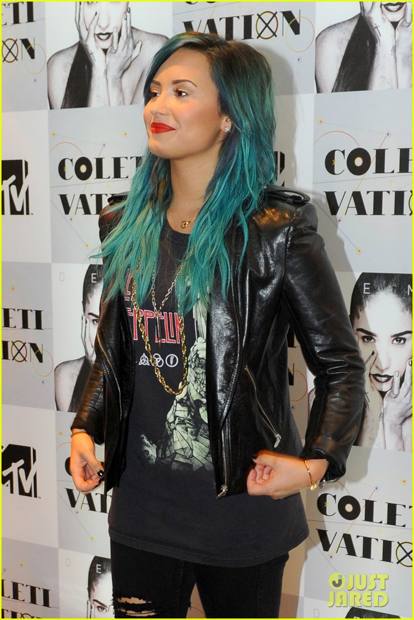 demi lovato promotes new album demi in brazil 052971942